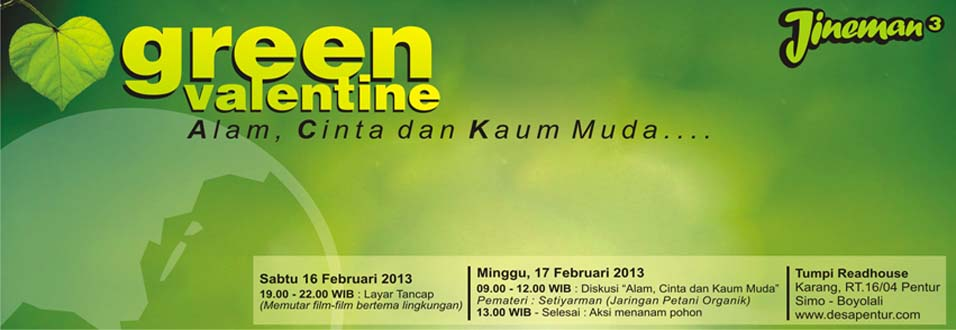 green valentine - tumpi readhouse