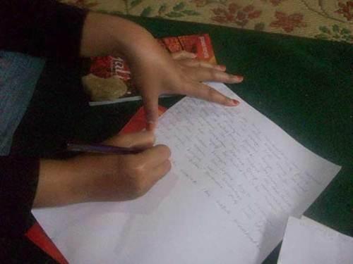 Bercerita melalui tulisan bisa menjadi catatan penting untuk sekarang dan masa datang