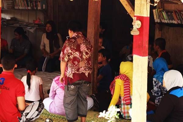 Perkenalan dari Komunitas Tuli Boyolali - Komtuboy