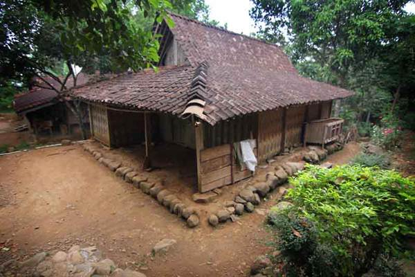 rumah sebelum dibenahi adalah bekas dapur