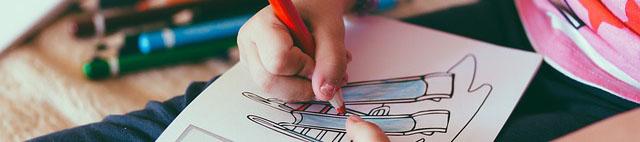 peralatan belajar anak-anak
